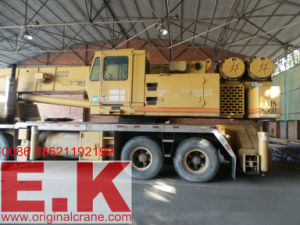 Grove 80ton Hydraulic Jib Crane (TMS800B) pictures & photos