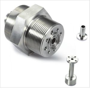 Custom Steel CNC Machine Parts pictures & photos