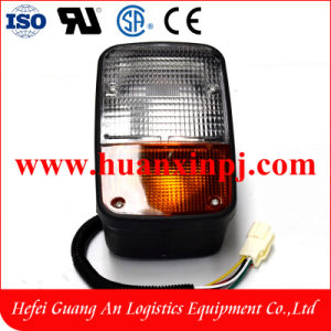 48V for Toyota 8fb Forklift Front Lamp Right Side pictures & photos