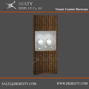 Venner Display Wall Cabniet for Jewelry Display