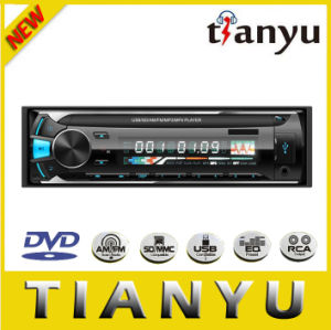 High Power 50W*4 Fix Panel Car DVD with VCD CD MP3 USB SD FM Aux 7388IC pictures & photos