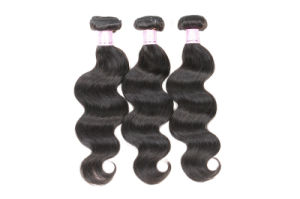 Virgin Unprocessed 6A Peruvian Hair Human Hair Weave Peruvian Virgin Hair Body Wave pictures & photos