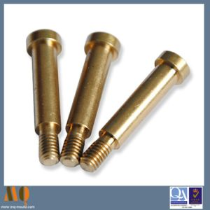 CNC Threaded Turning Part for Precision Mold Maker (MQ191) pictures & photos