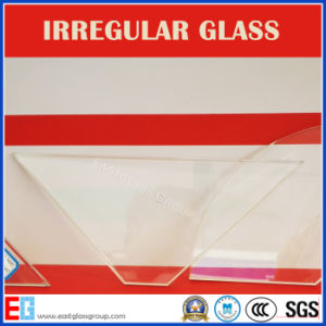 Hot Sale 1mm to 19mm Irregular Shape Glass