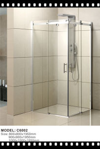 Rectangular America Market Welcome Type Shower Enclusures