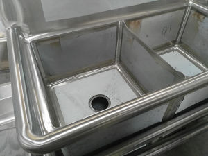 America Style Restaurant Kitchen Sink pictures & photos