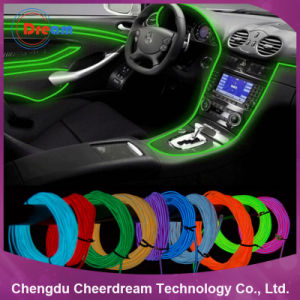 China Flexible PVC EL Wire Car Light - China EL Wire, Neon Light