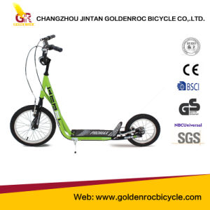 "(GL1612-A) 2017 Best Selling16""-12""Kick Scooter with Ce pictures & photos"