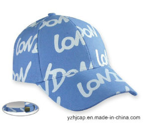 High Quality Fishing Cap with Embroidery