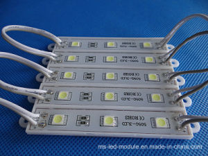 Waterproof 3LEDs IP65 5050 Warmwhite LED Module pictures & photos