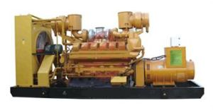 Diesel Generator with Jichai Engine