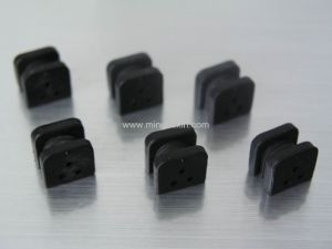 Black Auto Part Rubber Grommet with SGS ISO