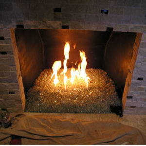 Fire Pit Decorative Glass Chippings pictures & photos