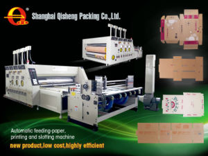 Packing Carton Printing and Die Cutting Machine (1200*2400mm) pictures & photos