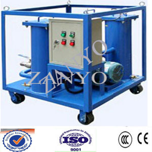 Simple, Small Investment, Wide Application, High Efficiency Portable Oil Filtering System