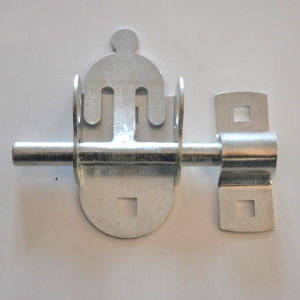 Oval Iron Padbolt Bolt for All Kinds of Furniture Doors and Windows