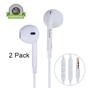Earphones/Earbuds/Headphones with Stereo Mic & Remote Control