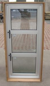 Aluminum Casement Window (ZXJH004) pictures & photos