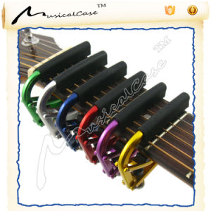 Alloy Guitar Capo Custom Acoustic Guitar Capo pictures & photos