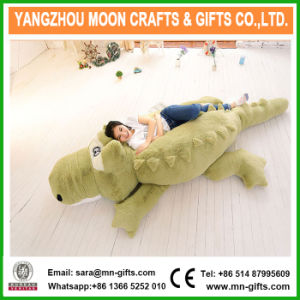 Various Colors Giant Stuffed Kids Crocodile Plush Animal Toy pictures & photos