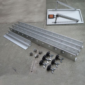 Solar Panel Bracket Folding Tilt Solar Panel Roof and Ground Mounting (ZJ-08) pictures & photos