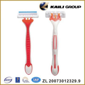 Disposable Shaving Razor (KL-X306L) pictures & photos