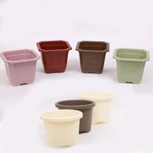 Shijiazhuang Size E-Commerce Co. Ltd. & Factory Price Eco-Friendly Square/Round Mini Gardening Plastic Flower Pots