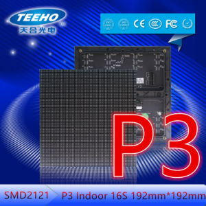 China Indoor P3 Full Color LED Display Screen for Stage Performance pictures & photos