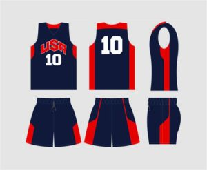 576342aac1d Wholesale Basketball Uniform