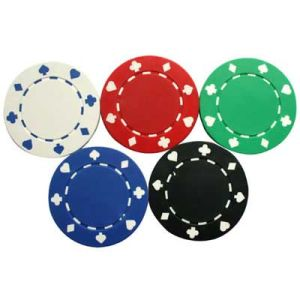 Suited Poker Chip (CH102)