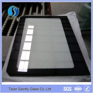 3mm-19mm Tempered Glass Panel with Ce / SGS / ISO Certificate