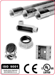 UL Listed Zinc Die Cast Set Screw EMT Connector pictures & photos