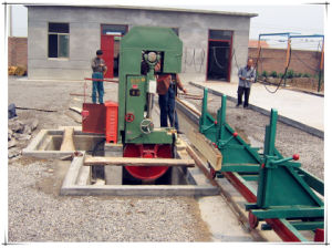 Factory Directly Supply The Mj Approved Vertical Wood Band Saw