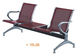 Metal Steel Airport Seating with Table pictures & photos