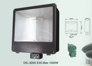 ETL List 1000W Shoe Box Light