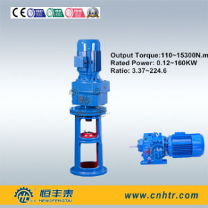 Food Industry Mixer Gearbox with TUV Certificate