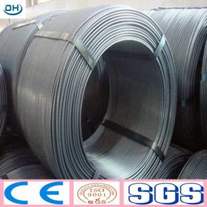 HRB400 Hot Rolled Steel Rebar 6mm in Coil for Construction in China pictures & photos