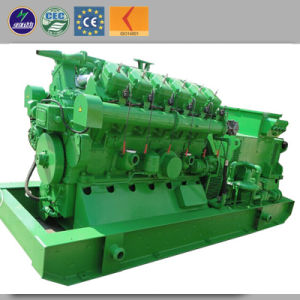 CE Approved Rice Husk Wood Chips Biomass Gas Engine Generator pictures & photos