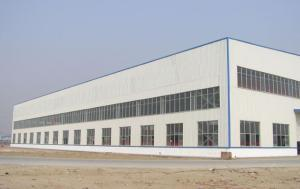 Standard Steel Structure Warehouse and Workshop Building (DG3-050) pictures & photos