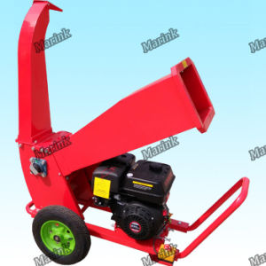 13HP Honda Gx390 Gasoline Engine Mini Mobile Wood Chipper pictures & photos