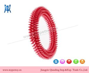 Soft Rubber Barbed Pet Toy pictures & photos
