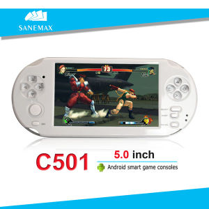 2014 Popular 5 Inch Free Download Games MP4 MP5 Player