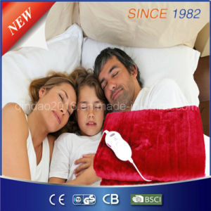 Electric Throw Blanket with Over Low Electromagnetic Radiation pictures & photos