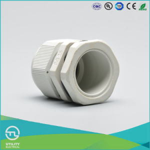 Utl Plastic Pg25 Cable Glands IP68 Waterproof Cable Gland pictures & photos