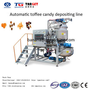Automatic Toffee Candy Machine Production Line pictures & photos