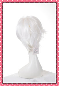 Fancy Color Synthetic Hair Wig Short Style pictures & photos
