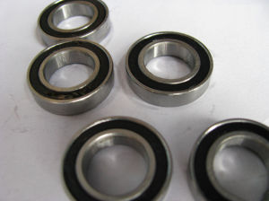 Rubber Coated Ball Bearing 6904 Deep Groove Ball Bearing pictures & photos