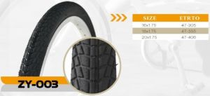 Durable Wear Resistant Bicycle Tires