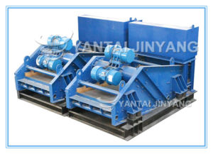 Gold/Iron Ore Tails Dispose Dewatering Screen for Mine