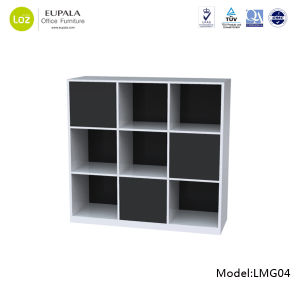 Modern Wood Bookshelves Office Furntiure